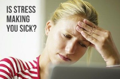 Can Stress Actually Make You Sick?