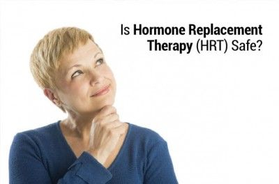 Is Hormone Replacement Therapy (HRT) Safe?