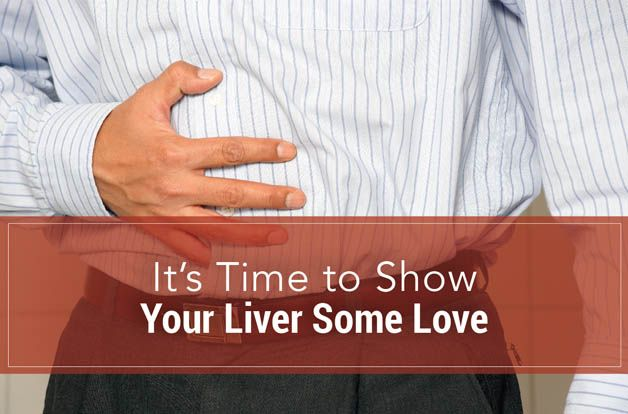 It's Time to Show Your Liver Some Love