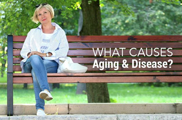 What Causes Aging & Disease?