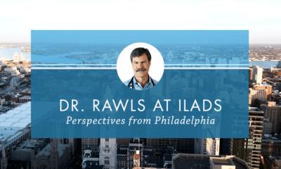Dr. Bill Rawls at ILADS