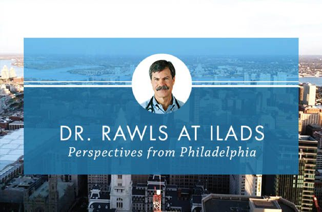 Dr. Rawls at ILADS 2016: Perspectives from PA