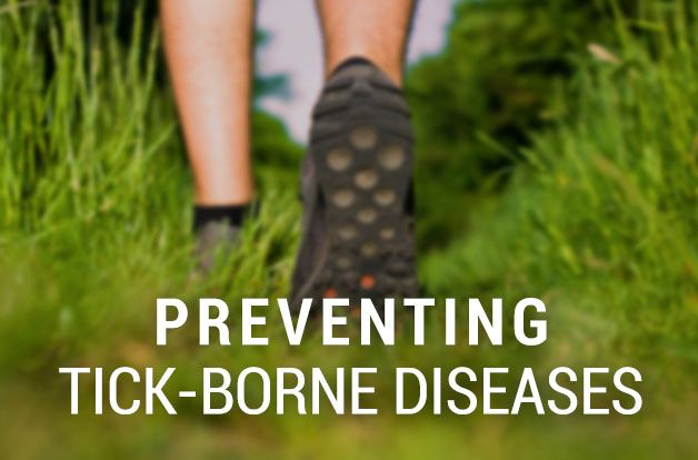 Preventing Tick-Borne Diseases
