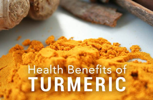 The Top 4 Benefits of Turmeric