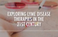[VIDEO] Exploring Lyme Disease Therapies in the 21st Century