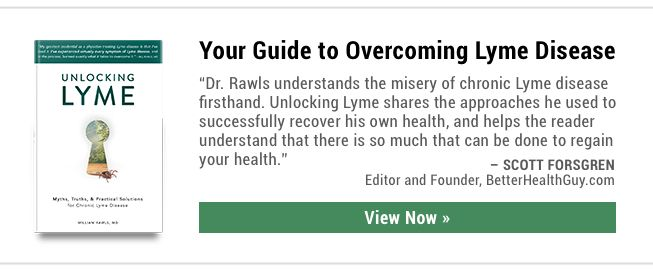 Your Guide to Overcoming Lyme
