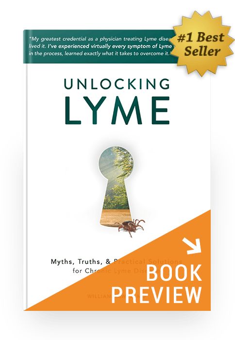 Unlocking Lyme #1 Best Seller, Book preview