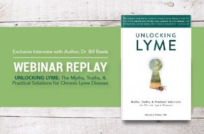 Unlocking Lyme Book Launch Webinar