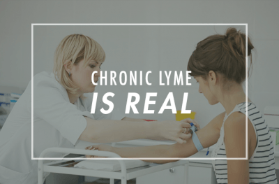 Chronic Lyme Disease is Real