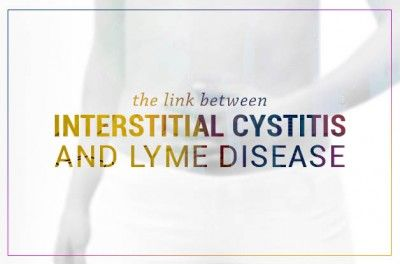 The Link Between Interstitial Cystitis and Lyme Disease