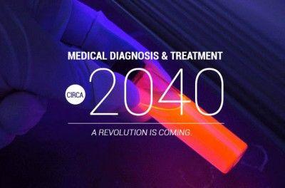 Medical Diagnosis & Treatment, circa 2040