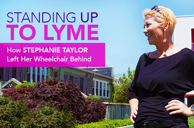 Standing Up to Lyme, Lyme Disease Stories