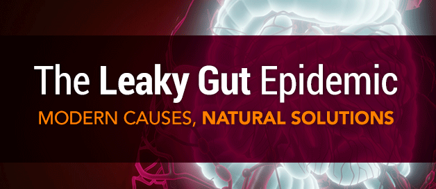 Healing Leaky Gut - Modern Causes, Natural Treatments