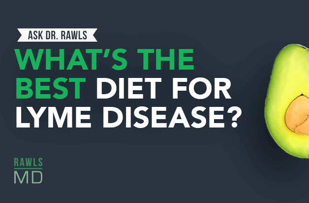 Whats the best diet for lyme disease?