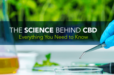 The Science Behind CBD: Everything You Want to Know + More