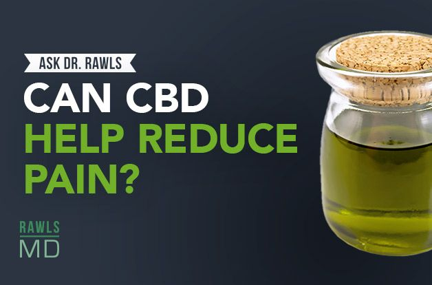 Does CBD Help Ease Pain?