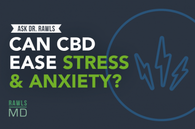 Can CBD Ease Stress and Anxiety