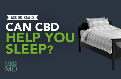 Can CBD Help you Sleep?