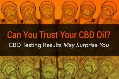 Can you trust your CBD?