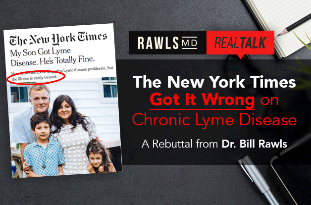 Real Talk: The New York Times Got It Wrong on Chronic Lyme Disease