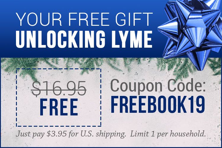 Free Unlocking Lyme: FREEBOOK19