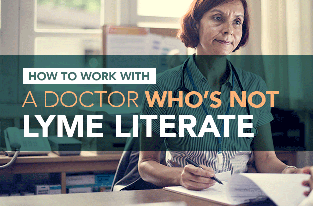 How to Work with a Doctor Who's Not Lyme Literate | RawlsMD