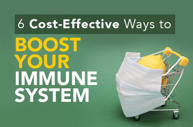 6 Cost-Effective Ways to Boost Your Immune System | RawlsMD