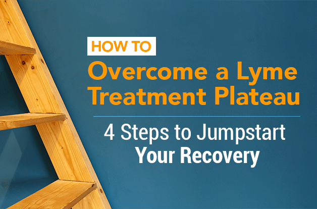 How to Overcome a Lyme Treatment Plateau: 4 Steps to Jumpstart Your Recovery