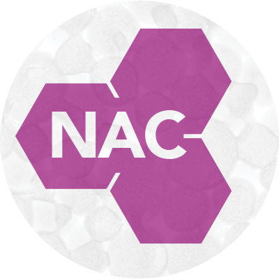 cell diagram of N-Acetyl Cysteine (NAC)