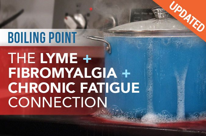 Boiling Point: The Lyme + Fibromyalgia + Chronic Fatigue Connection