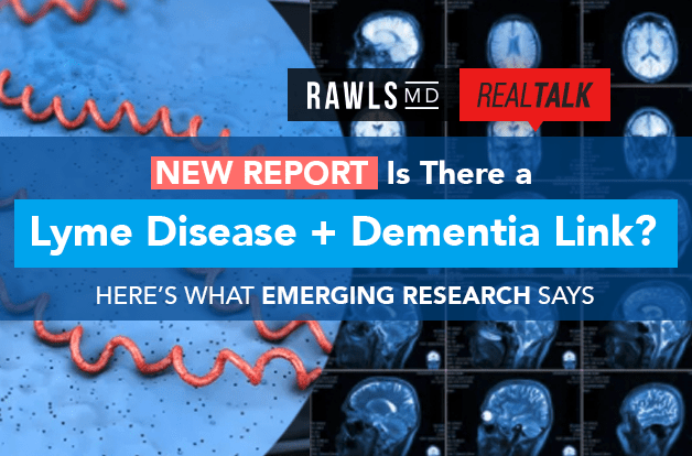 [Real Talk] Is There a Lyme Disease + Dementia Link? Here's What Emerging Research Says