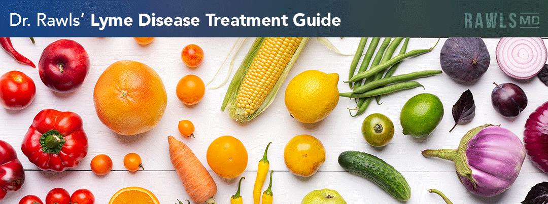 Lyme Disease Diet   Dr. Rawls' Lyme Disease Treatment Guide