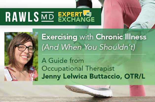 How to Exercise with Chronic Illness (And When You Shouldn't)